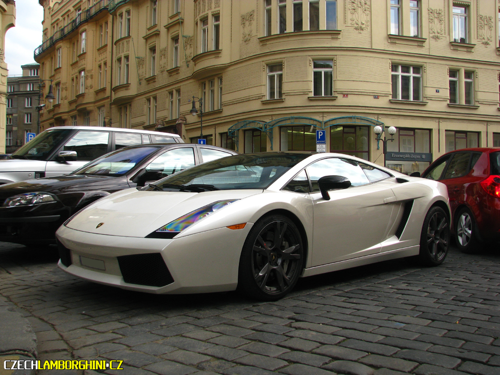 Fifth Gear Testuje Gallardo SE CzechLamborghinicz