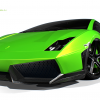 AMV Design Gallardo LP 540 Green Goblin
