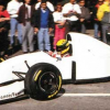 McLaren-Chrysler (Lamborghini) MP4/8