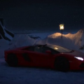 Video: Santa Claus jezdí Aventadorem LP700-4 Roadster